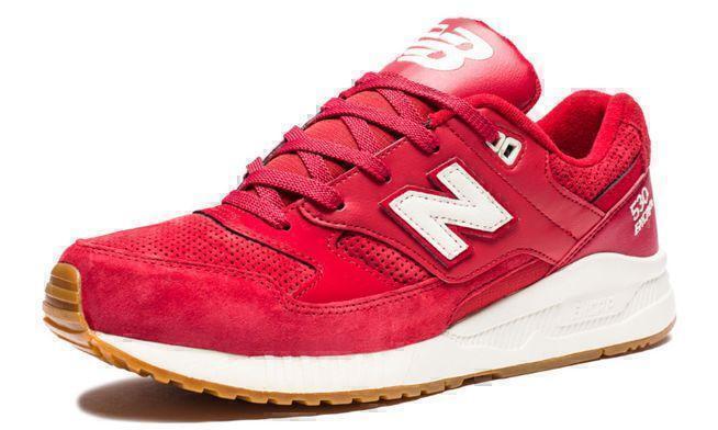 Кроссовки New Balance 530 (Red/White) фото в «GetKeds»
