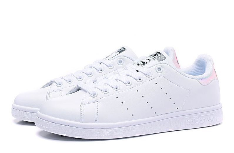 Adidas Stan Smith «Metallic Silver» (Hologram) фото #4 в «GetKeds»