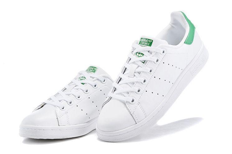Adidas Stan Smith (White/Green) фото #2 в «GetKeds»