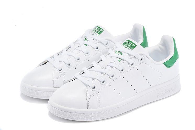 Adidas Stan Smith (White/Green) фото #4 в «GetKeds»