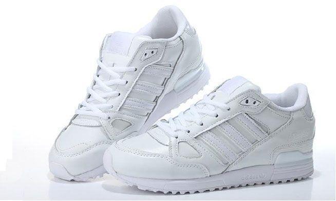 Adidas ZX 750 Leather (White) фото #3 в «GetKeds»