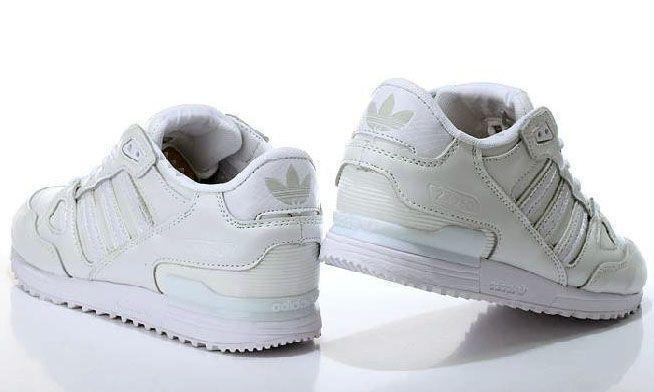 Adidas ZX 750 Leather (White) фото #4 в «GetKeds»