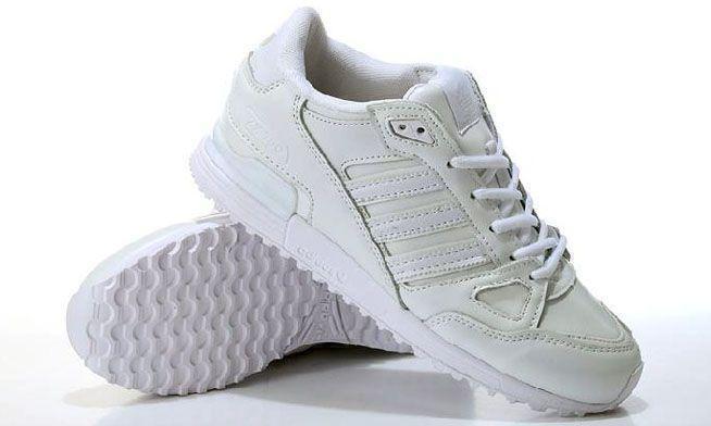 Adidas ZX 750 Leather (White) фото #2 в «GetKeds»