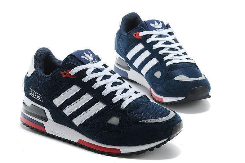 Adidas ZX 750 (Blue) фото #4 в «GetKeds»