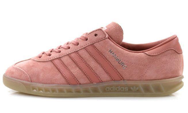 Adidas Hamburg (Pink) фото #2 в «GetKeds»