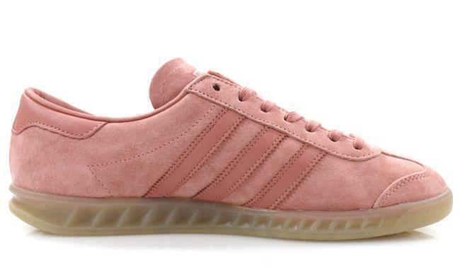 Adidas Hamburg (Pink) фото #3 в «GetKeds»