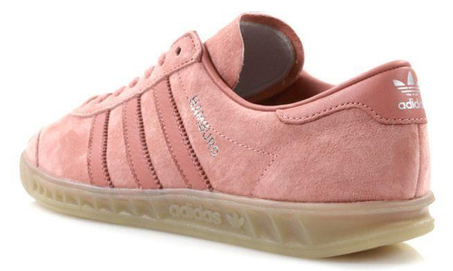 Adidas Hamburg (Pink) фото #4 в «GetKeds»
