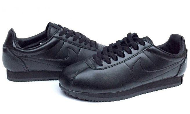 Nike Cortez (Black) фото #2 в «GetKeds»