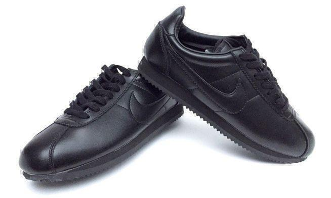 Nike Cortez (Black) фото #3 в «GetKeds»