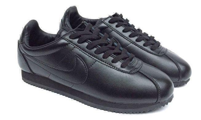 Nike Cortez (Black) фото #4 в «GetKeds»