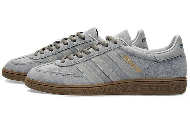 Adidas Spezial (Grey) фото #2 в «GetKeds»