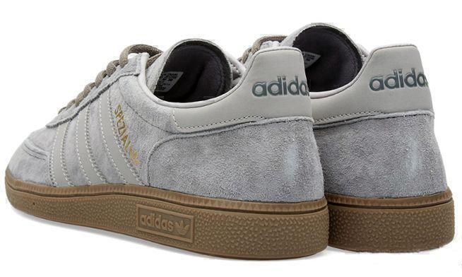 Adidas Spezial (Grey) фото #3 в «GetKeds»