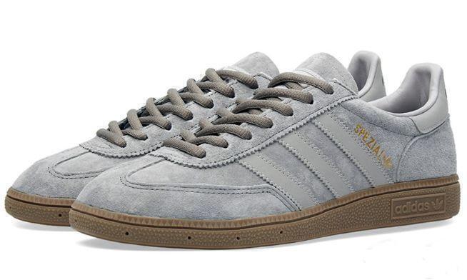 Кроссовки Adidas Spezial (Grey) фото в «GetKeds»