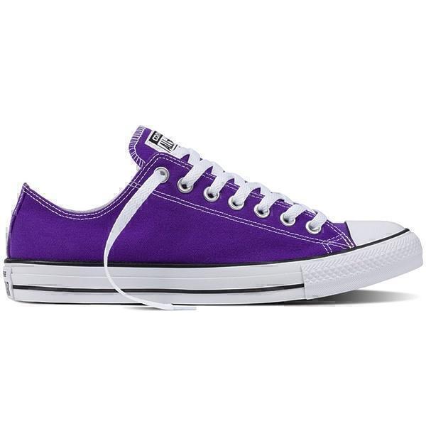 Кеды CONVERSE purple фото в «GetKeds»