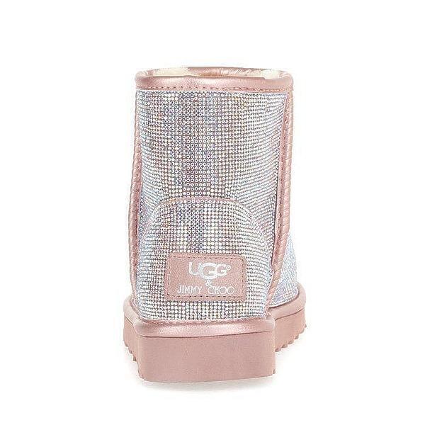 UGG Jimmy Choo Swarovski Mini Pink Drill фото #4 в «GetKeds»