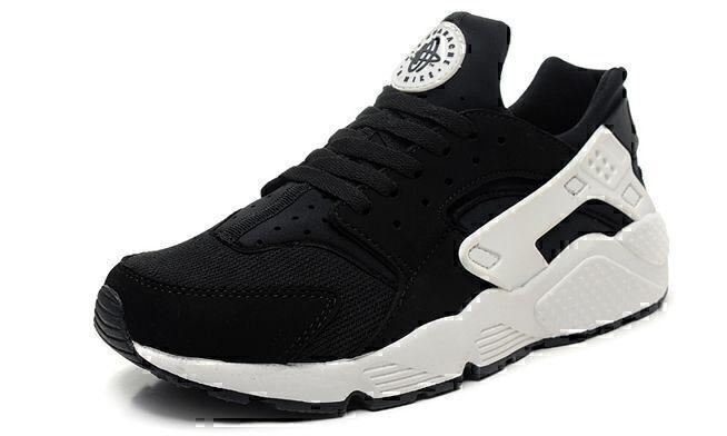 Nike Air Huarache (white/black) фото #3 в «GetKeds»