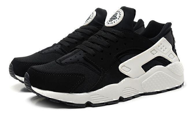 Nike Air Huarache (white/black) фото #4 в «GetKeds»
