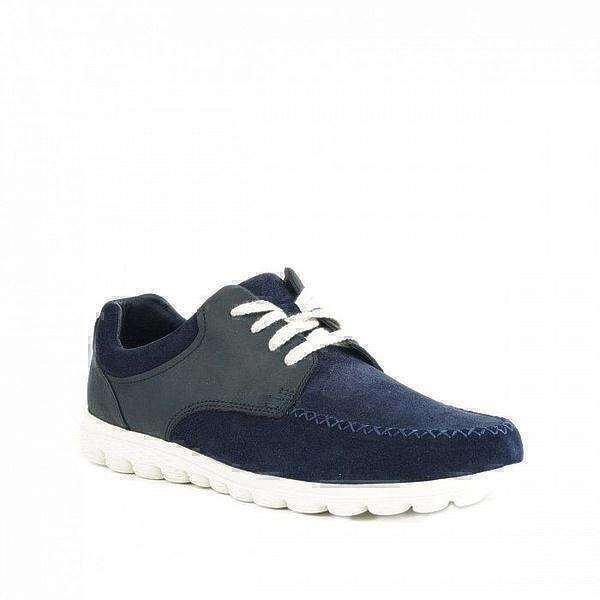 UGG Men's Ascot Catton Canvas Blue фото #3 в «GetKeds»