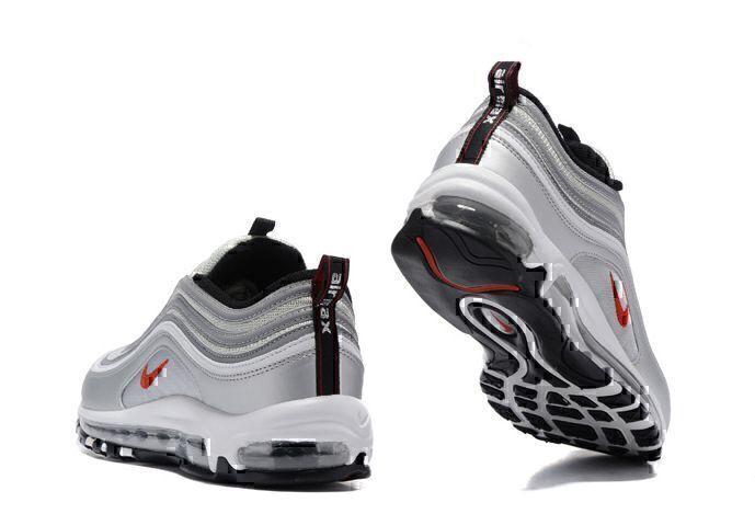 Nike Air Max 97 (Metallic Silver) фото #3 в «GetKeds»