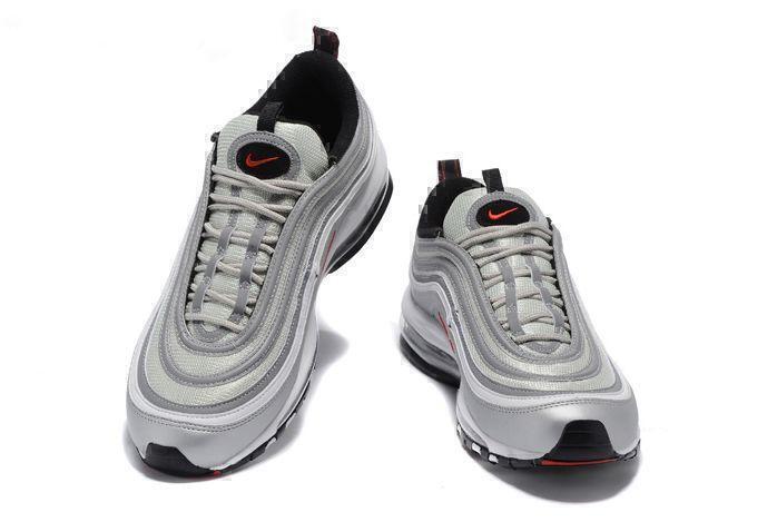 Nike Air Max 97 (Metallic Silver) фото #2 в «GetKeds»