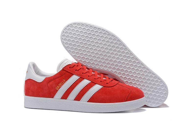 Кроссовки Adidas Gazelle (Red) фото в «GetKeds»