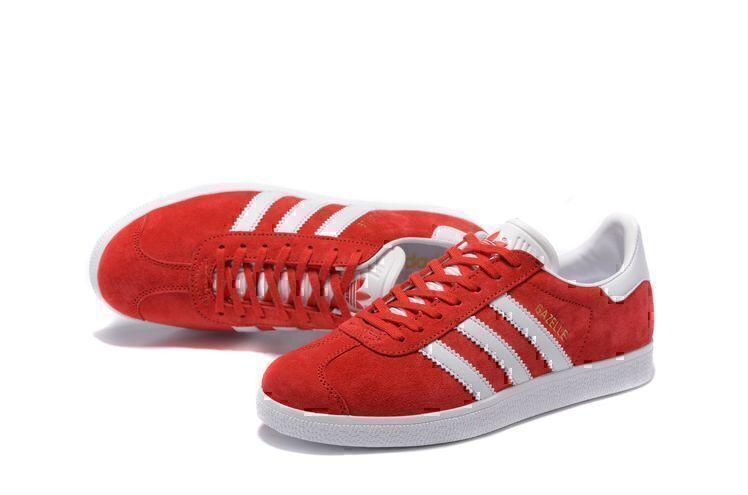 Adidas Gazelle (Red) фото #2 в «GetKeds»