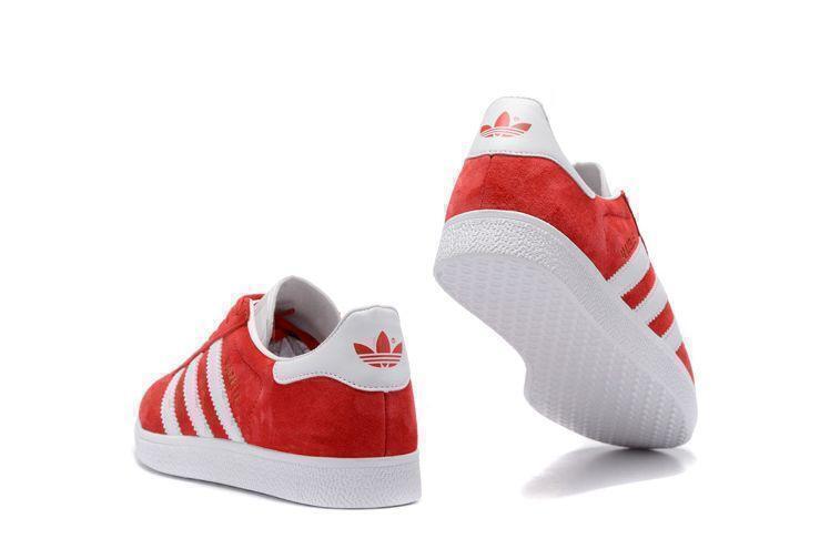 Adidas Gazelle (Red) фото #4 в «GetKeds»