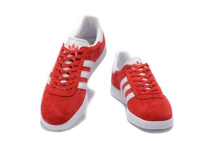Adidas Gazelle (Red) фото #3 в «GetKeds»