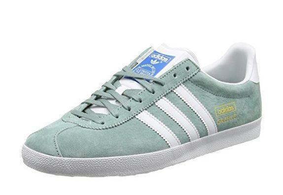 Adidas Gazelle Womens (Mint) фото #2 в «GetKeds»