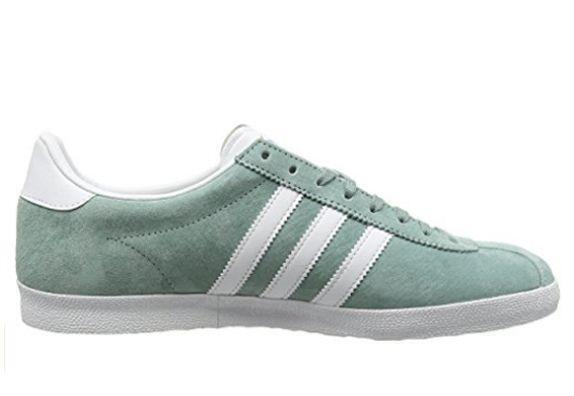 Adidas Gazelle Womens (Mint) фото #3 в «GetKeds»