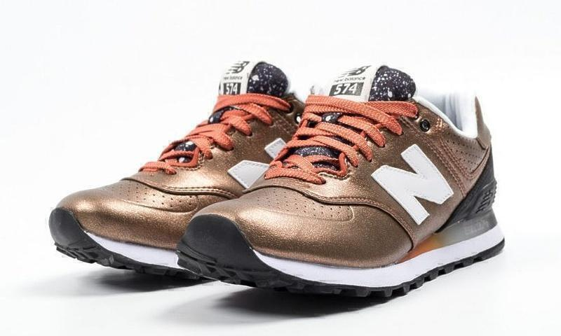 Кроссовки New Balance 574 (Copper) фото в «GetKeds»