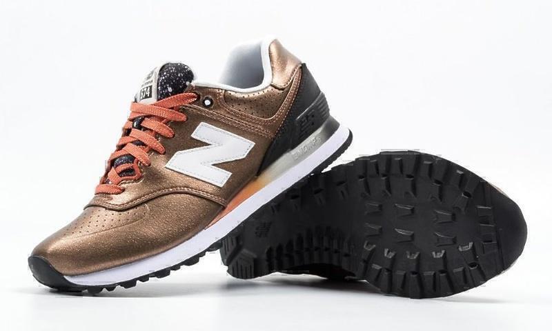 New Balance 574 (Copper) фото #2 в «GetKeds»