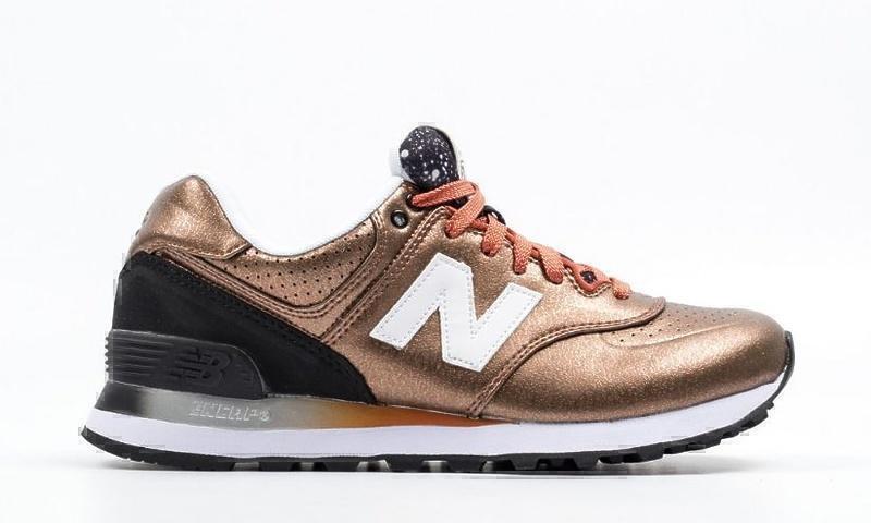 New Balance 574 (Copper) фото #4 в «GetKeds»