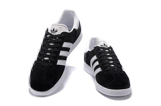 Adidas Gazelle (Black/White) фото #2 в «GetKeds»