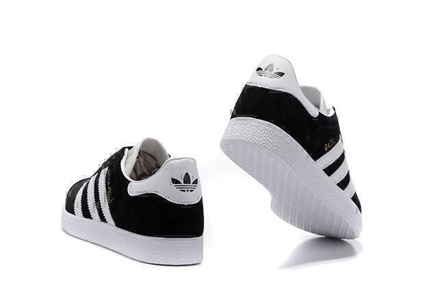 Adidas Gazelle (Black/White) фото #3 в «GetKeds»