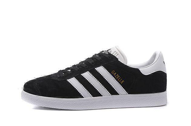 Adidas Gazelle (Black/White) фото #4 в «GetKeds»