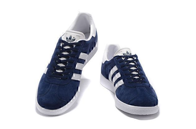 Adidas Gazelle (Dark Blue) фото #2 в «GetKeds»