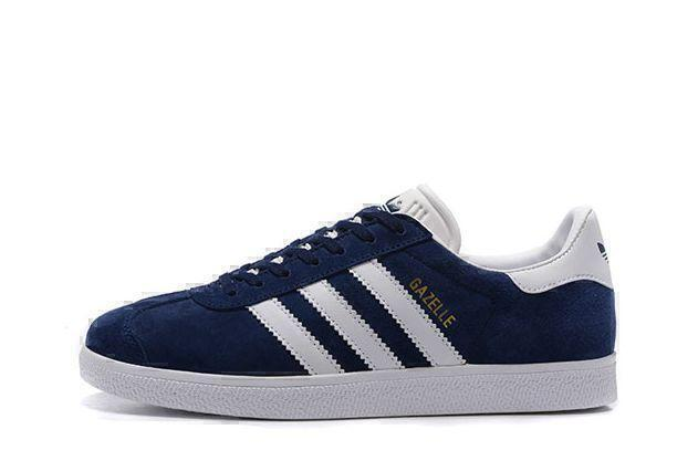 Adidas Gazelle (Dark Blue) фото #3 в «GetKeds»