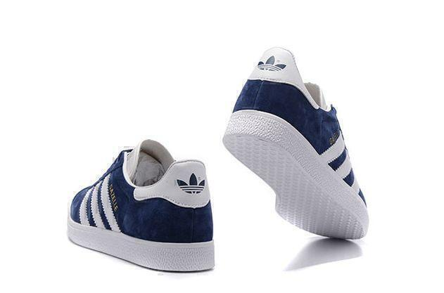Adidas Gazelle (Dark Blue) фото #4 в «GetKeds»