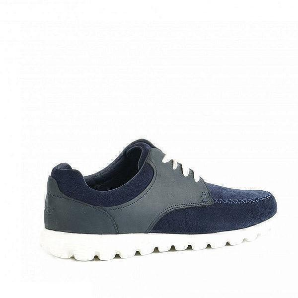 UGG Men's Ascot Catton Canvas Blue фото #2 в «GetKeds»
