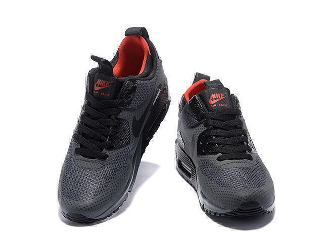 Nike Air Max 90 Mid (Grey) фото #2 в «GetKeds»