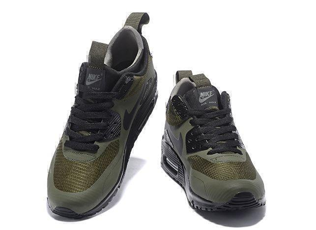 Nike Air Max 90 Mid (Green) фото #2 в «GetKeds»
