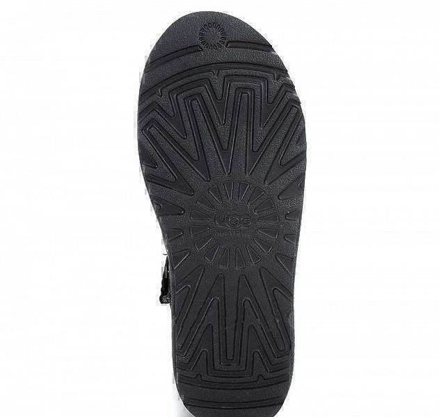 UGG Tall Zip Metallic Black фото #5 в «GetKeds»