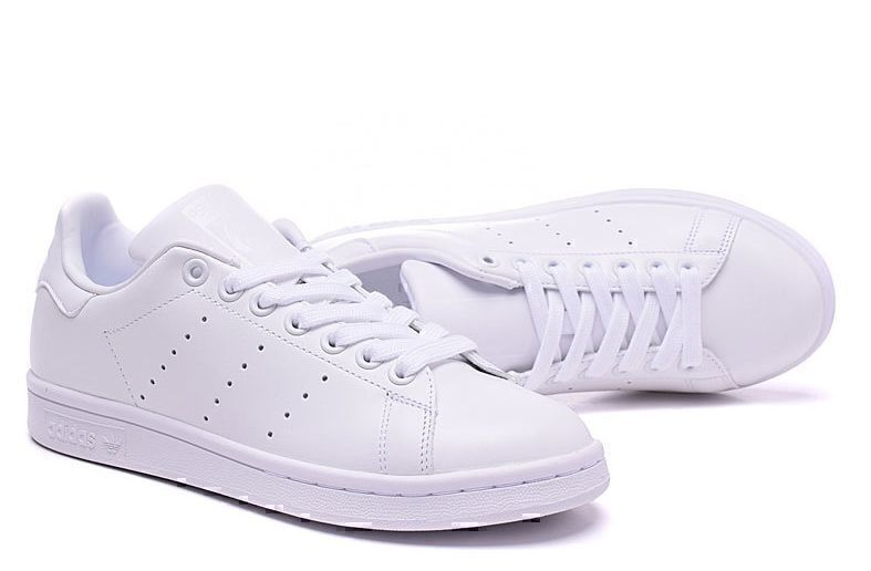 Adidas Stan Smith (White) фото #2 в «GetKeds»
