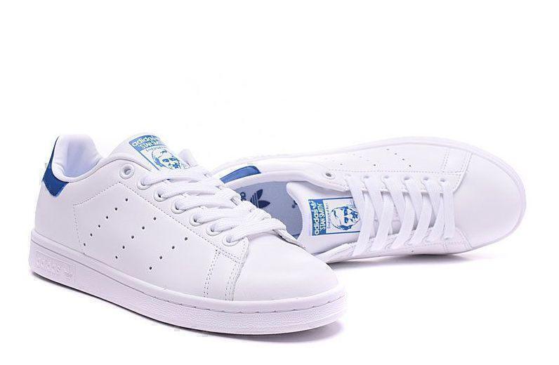 Adidas Stan Smith (White/Blue) фото #1 в «GetKeds»