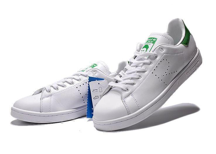 Raf Simons x Adidas Stan Smith (White/Green) фото #2 в «GetKeds»