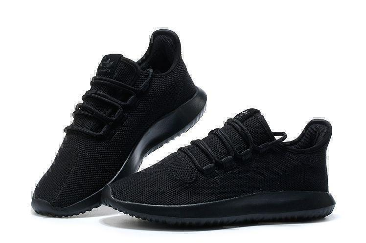 Adidas Tubular Shadow Knit (Black) фото #2 в «GetKeds»