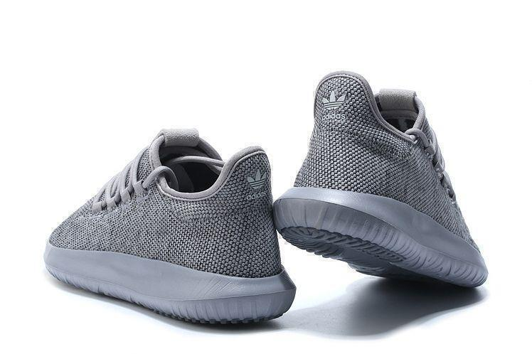 Adidas Tubular Shadow Knit (Grey) фото #3 в «GetKeds»