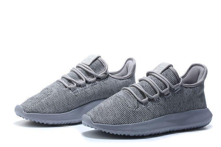 Adidas Tubular Shadow Knit (Grey) фото #4 в «GetKeds»