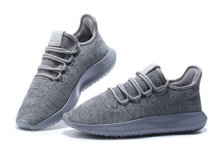 Adidas Tubular Shadow Knit (Grey) фото #2 в «GetKeds»